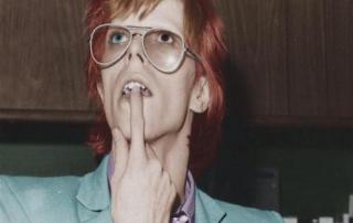 David Bowie y la cocaína